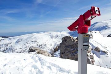 mountaine binoculars