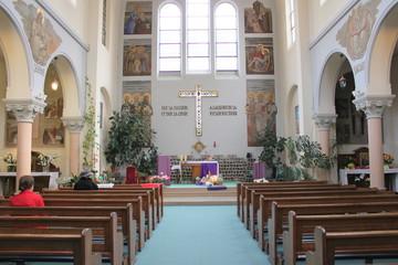Paris16 - Eglise Sainte-Geneviève