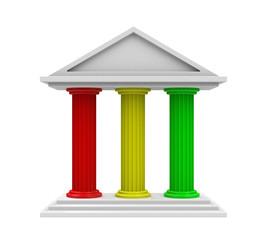 Die 3 Säulen