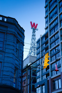 Vancouver, Gastown