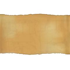 White Fragmentary Paper