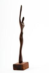 statuette en bois 4