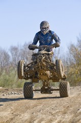 wheelie quad