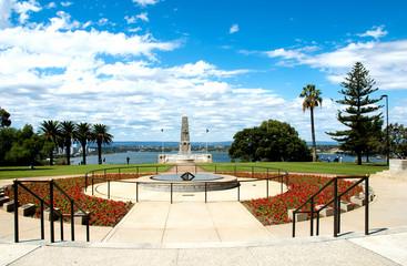 War Monument  Kings Park Perth Western Australia