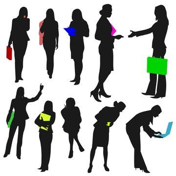 People - Business Women No.2.