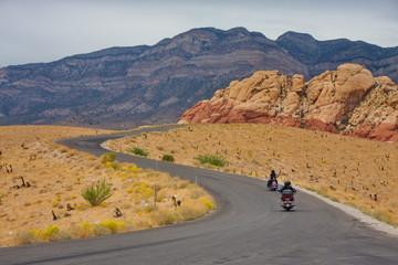 Riders Through the Desert
