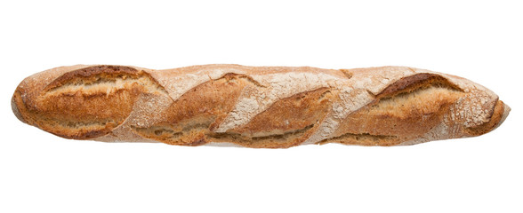 Baguette long french bread