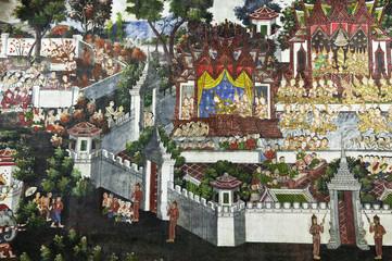 Legend of the Buddha image.