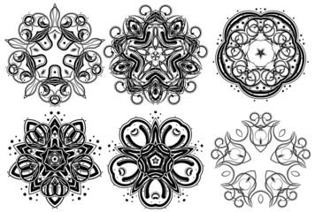 Fantasy ornaments 6