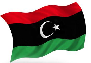 Libya, historical flag