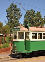 tramway 674 à whiteman park