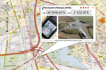 Géolocalisation GPS des photos