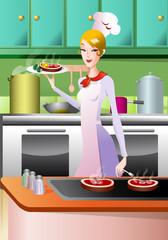 queen of chef