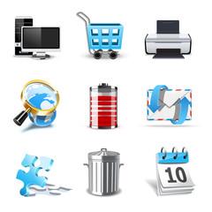 Web icons 2 | Bella series