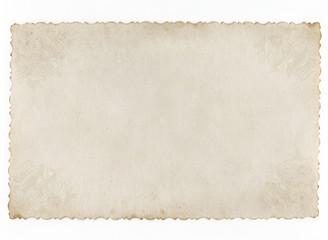 Conceptual old vintage paper