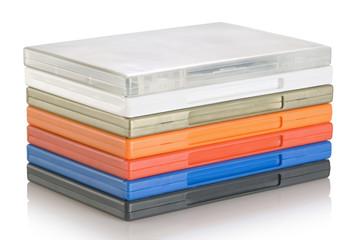 DVD video cases