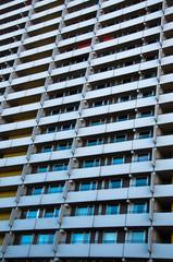 Apartment Buidling closeup