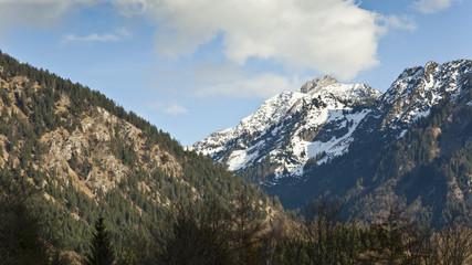 Oberstdorf Alps