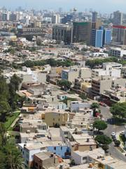 Landscape of Lima-Peru