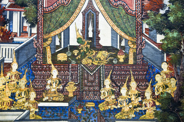 Legend of the Buddha image.