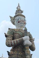 Watprakeaw in bangkok.