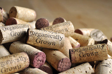 Wine Corks featuring Organically Grown