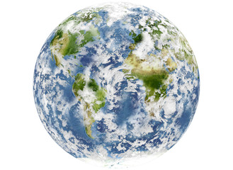 Fototapeta globe