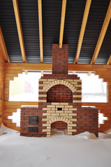 Funny pictures, the structure of brick