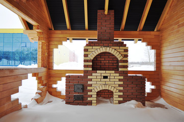 The structure of brick