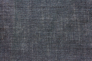 close - up of the blue jeans