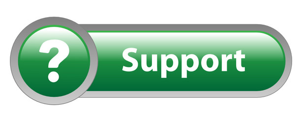 SUPPORT Web Button (tech hotline customer service contact us)
