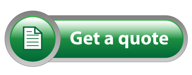 """Green """"GET A QUOTE"""" Vector Web Button"""