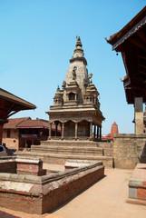 Temple of Baktaphur city