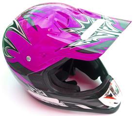 Papier Peint - casque de motard