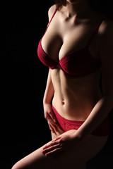 muskelöser Körper