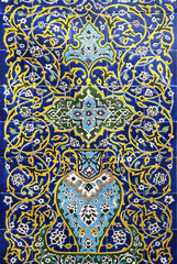 traditional arabic tiles in dubai
