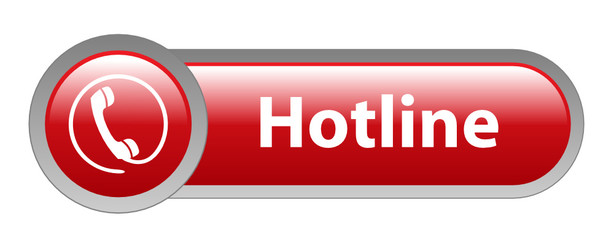 HOTLINE Web Button (customer service call us helpline support)