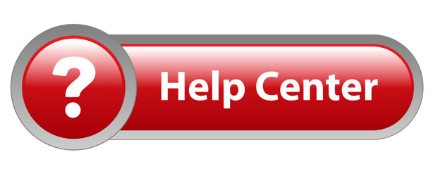 HELP CENTER Web Button (support hotline customer service q & a)