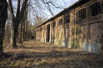 """Dynamite Factory """"Nobel"""" - Avigliana (Turin) Italy"""