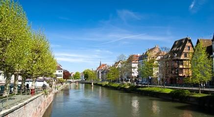 Strasbourg, le quartier de la Petite France