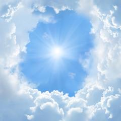 beautiful clouds