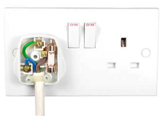 open plug top