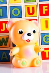 bear toy!