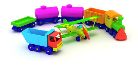 Toy transport