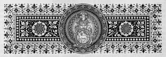 Holy Trinity - faith - decoration