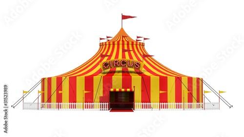 Chapiteau de cirque stock photo and royalty free images on pic 31523989 - Dessin d un chapiteau de cirque ...