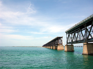 Bahia Honda, Broken Bridge