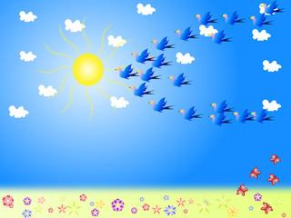 zugvögel-illustration