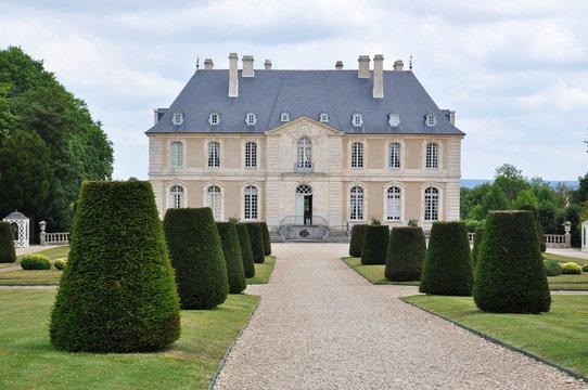 Château de Vendeuvre et ses jardins, France