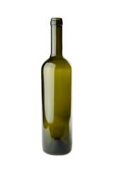 Emtpy wine bottle